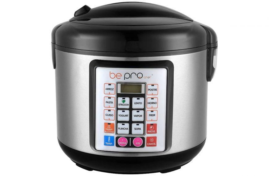 Olla Be Pro Chef Premier: la olla de cocción automática más barata